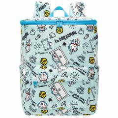 ドラえもん スクエア型保冷リュック  Im Doraemon お出かけ お買い物 遠足 送料無料