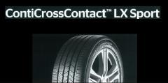 コンチネンタル 235/60R20 108W XL LR LXスポーツ コンチクロスコンタクト サマータイヤ (4WD SUV)(20インチ)(235-60-20)