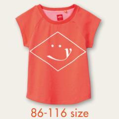 40%OFFセール オイリリー 公式 キッズ 女の子  Tシャツ  オイリリー 公式  スマイル SMILE 90 100 110 120 サイズ