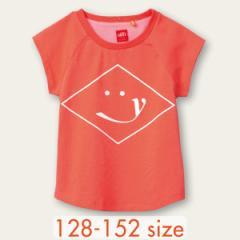 40%OFFセール オイリリー 公式 キッズ 女の子  Tシャツ  オイリリー 公式  スマイル Smile 130 140 150 サイズ