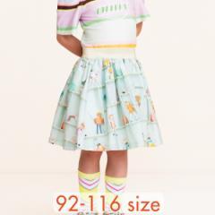 40%OFFセール オイリリー 公式 キッズ 女の子 スカート ロボットエンジェル 100 110 120 サイズ