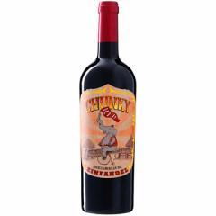 チャンキー・レッド・ジンファンデル マーレ・マンニュム 南イタリアプーリアより!肉料理に良く合うフルボディ赤ワイン