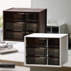 卓上収納ボックス アイケース S ( 小物入れ 収納ケース 小物収納 )