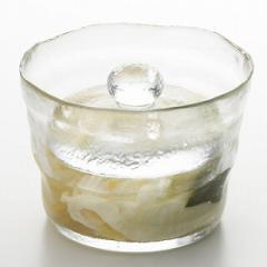 キントー KINTO ガラス製 浅漬鉢 CL ( 漬物 浅漬け 容器 漬物樽 便利グッズ )