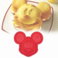 キャラクター シリコンスポンジケーキ型 ミッキーマウス ( 製菓用具 スポンジケーキ型 シリコン製 )