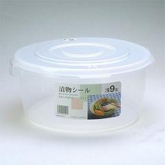 漬物容器 浅型 9型( 保存容器 漬物樽 プラスチック ぬか漬け )