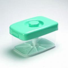 マミー 即席漬物器 角4型 ( 浅漬け 容器 漬物樽 プラスチック )