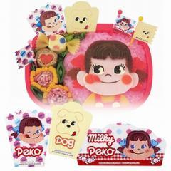 バランセット ペコちゃん ミルキーペコ ( バラン キャラ弁 お弁当グッズ キャラクター デコ弁 子供用 ミルキー milky )