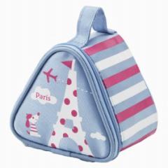 おにぎりケース おにぎり2個用 保冷ランチバッグ トラベル ( おにぎりバッグ おにぎりポーチ 保冷バッグ おにぎり用 ランチバッグ
