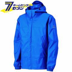 アクアブロックレインジャケット プリンセスブルー M B2JE0A0125 ミズノ [ユニセックス レインウェア アウトドア キャンプ 釣り 登山 合