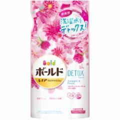 ボールドジェル アロマティックフローラル&サボンの香り つめかえ用(600g)  P&G [洗濯用品 洗濯洗剤 柔軟剤入り洗剤]