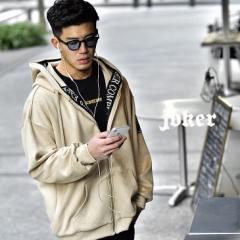 パーカー メンズ 秋新作 秋 秋服 秋物  ストリート系 ファッション 大きいサイズ 大きめ ゆったり ビックサイズ ビックシルエット 韓国