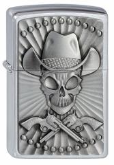 Zippo ジッポー Cowboy Skull 2001982