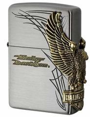 Zippo ジッポー ライター 日本限定Zippo Harley Davidson ハーレーダビッドソン サイドメタル HDP-66