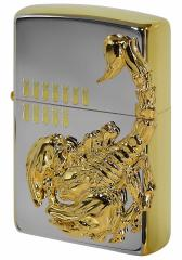 Zippo ジッポー ライター Venom Scorpion ヴェノム スコーピオン SGミラー