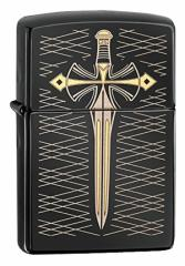 Zippo ジッポー Engraved Sword 28799