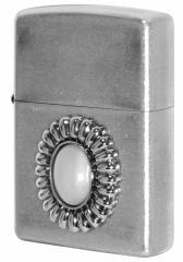 Zippo ジッポー ライター Power Stone パワーストーン マザーオブパール 70643 メール便可
