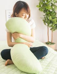 強冷感!S字型 抱き枕 寝具 ひんやり クール リラックス 枕 抱きしめる 夏用 妊婦 妊娠 冷感(代引不可)【送料無料】