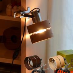 クリップライト 1灯 スポットライト おしゃれ LED リビング 照明 CC-SPOT-C【送料無料】
