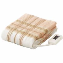 椙山紡織 電気敷毛布 SB-S102 電気毛布 丸洗い 洗える 電気敷き毛布 140×80cm(代引不可)【送料無料】