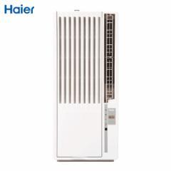 ハイアール 窓用エアコン おもに4~7畳 JA-16U-W 冷房専用 ウインドエアコン エアコン 窓用 工事不要 マイナスイオン R410a冷媒(代引不可)