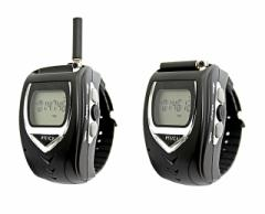 腕時計型 特定小電力 トランシーバー FIRSTEC FT-20W [2台セット] 即納!