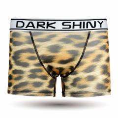 【お取り寄せ商品】DARK SHINY メンズ ボクサーパンツ Leopard Pocket/全1色【ご注文から1週間〜10日前後】メンズ ビター系 (■)