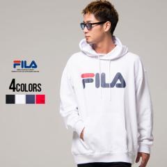 パーカー メンズ スウェット プルオーバー FILA フィラ Pull over hoodie 全4色 即日発送 フーディ— トップス レディース ユニセックス