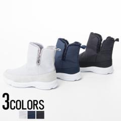 ブーツ メンズ 靴 ファー SB select シルバーバレットセレクト/全3色 ボア モコモコ 秋 冬 ブラック ネイビー グレー 黒 紺