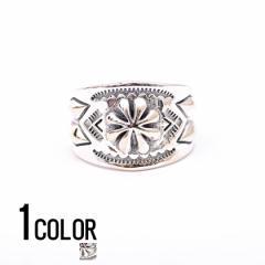 リング メンズ SB select シルバーバレットセレクト 指輪 シルバー フリーサイズ 全1色 即日発送 フラワー アクセサリー プレゼント