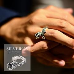 SB select シルバーバレットセレクト ゴシックベル デザイン シルバー925 フリーサイズ リング 即日発送 メンズ 指輪 モチーフ アクセ