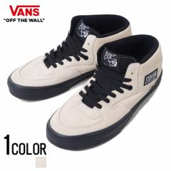 VANS バンズ Half Cab Black Outsole Classic White Black 全1色 即日発送 スニーカー メンズ 靴 シューズ ヴァンズ ハーフキャブ