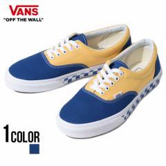 VANS バンズ Era Bmx Checkerboard True Blue Yellow 即日発送 vans スニーカー メンズ 靴 オールドスクール era エラ レトロ チェック