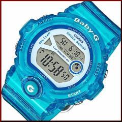 cdda64195f4cc8 カシオ/Baby-G【CASIO】ベビーG ランニングウォッチ レディース腕時計 ブルースケルトン