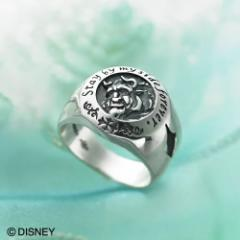 メンズリング bijyo-001 (WCD) 美女と野獣 Disney ディズニー アクセサリー 指輪 ディズニーアクセサリー ピンキーリング 記念日 誕生日
