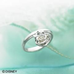 レディースリング リング 指輪 ディズニー Disney 美女と野獣 アクセサリー bijyo-002 (WCD) ディズニーアクセサリー ピンキーリング 記