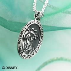 メンズネックレス ペンダント Disney ディズニー 美女と野獣 bijyo-005 (WCD) アクセサリー ネックレス 記念日 誕生日 プレゼント かわい