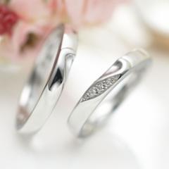 テンレス ペアリング fe-fe fe-266-267 ステンレススチール 金属アレルギーフリー 結婚指輪 マリッジリング ステンレスペアリング 指輪