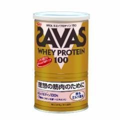 ザバス ホエイプロテイン100 香るミルク風味 378g 【SAVAS/明治】
