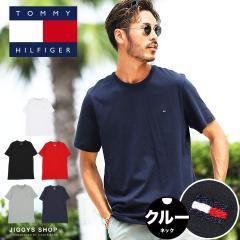 【さらに15%OFFクーポン】TOMMY HILFIGER トミー ヒルフィガー Tシャツ メンズ【送料無料】トップス カットソー S M L 2L 3L 半袖Tシャ