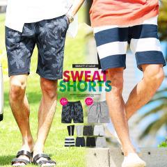 ショートパンツ ハーフパンツ ショーツ メンズ ボトムス 送料無料 trend_d roshell JIGGYS / スウェットショートパンツ