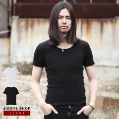 Tシャツ メンズ Tシャツ トップス ヴィジュアル系 V系 SEANA JIGGYS / コットンテレコクルーネックTシャツ
