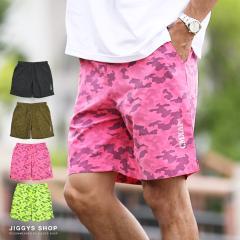 【さらに15%OFFクーポン】ハーフパンツ メンズ ショートパンツ 短パン 膝上 おしゃれ ボトムス M L 2021 夏新作 夏物 trend_d JIGGYS /