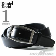 【大きいサイズ】【メンズ】DANIEL DODD ビジネスレザーロングベルト【ロングサイズ】【春夏新作】azbl-057l