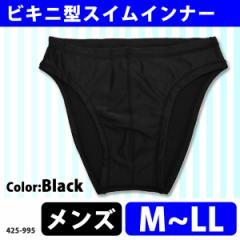 スイムインナー メンズ 水着用ボクサーパンツ スイムサポーター スポーツウェア パンツ アンダーウェア 425995 M/L/LL メール便送料無料
