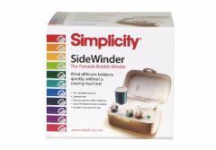 SideWinder ポータブル ボビン巻線機-
