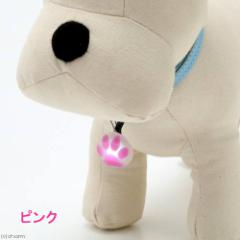 プラッツ NITE IZE ペットリットパウ ピンク LED セーフティライト 犬 猫 夜間 散歩用 LEDライト お散歩ライト