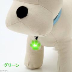 プラッツ NITE IZE ペットリットパウ グリーン LED セーフティライト 犬 猫 夜間 散歩用 LEDライト お散歩ライ