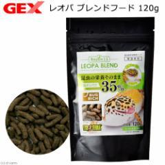 GEX エキゾテラ レオパブレンドフード 120g