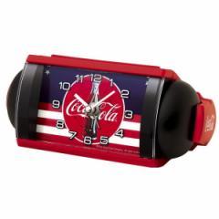 SEIKO セイコー 目覚まし時計 大音量 アメリカン カジュアル インテリア コカ コーラ 限定品 赤 白 レッド ホワイト AC604R【お取り寄せ